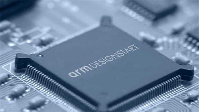 Arm DesignStart platform. (Image courtesy of Arm.)