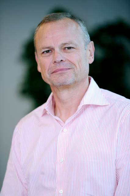 Blaszt founder Iain Melville is BSD's new executive chairman. (Image courtesy of BSD.)