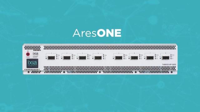 AresOne GE test system. (Image courtesy of Keysight Technologies.)