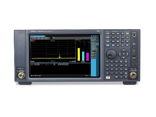 N9048B PXE EMI Receiver. (Image courtesy of Keysight Technologies.)