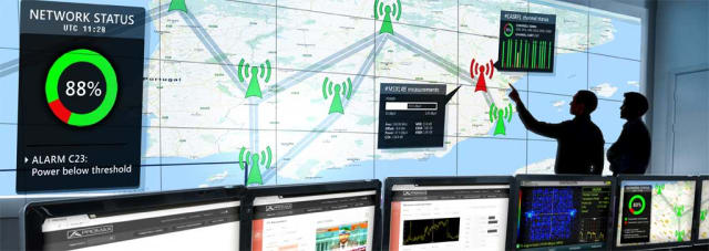 PROWATCH monitoring systems. (Image courtesy of PROMAX.)