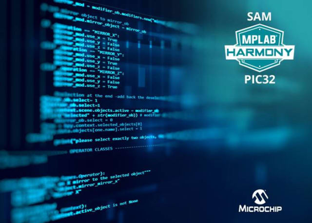 MPLAB Harmony software. (Image courtesy of Microchip.)