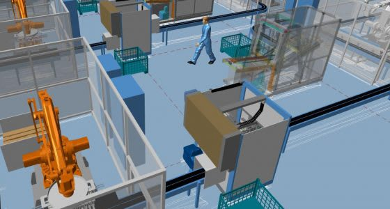 MPDS4 now allows users to record virtual factory tours. (Image courtesy of CAD Schroer.)