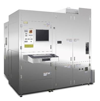 LS9300A-EG wafer inspection system. (Image courtesy of Hitachi.)