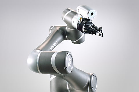 TM Series collaborative robot. (Image courtesy of OMRON.)