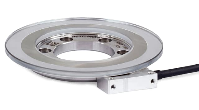 ERP 1000 series of angle encoders. (Image courtesy of HEIDENHAIN.)