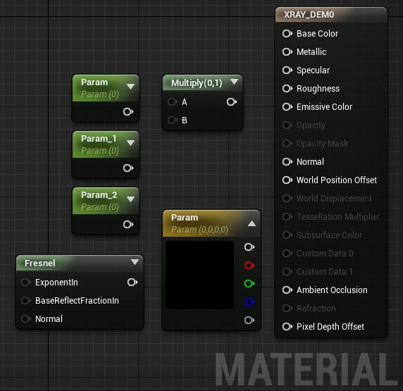 Figure 2. The Material Editor.