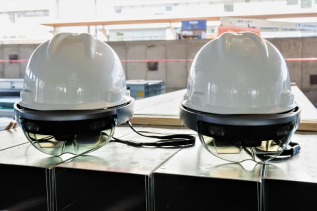 Trimble Connect for HoloLens Goes Live On-Site Under a New