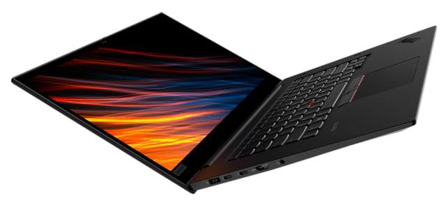 The new ThinkPad P1 Gen 3. (Image courtesy of Lenovo.)