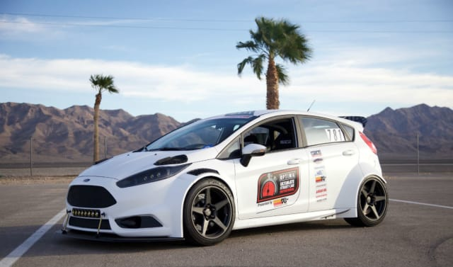 2016 Ford Fiesta ST. (Image courtesy of Tucci Hot Rods.)