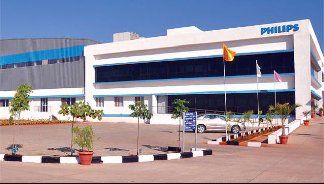 The Philips Healthcare Innovation Center in Pune, India, where PTC's Vuforia was used to train remote workers in ventilator production at a new factory rushed into production in India. (Picture courtesy of India Times.)