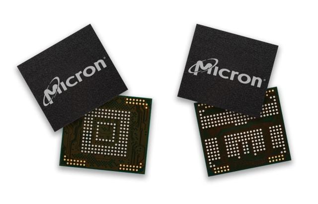 NAND storage. (Image courtesy of Micron.)