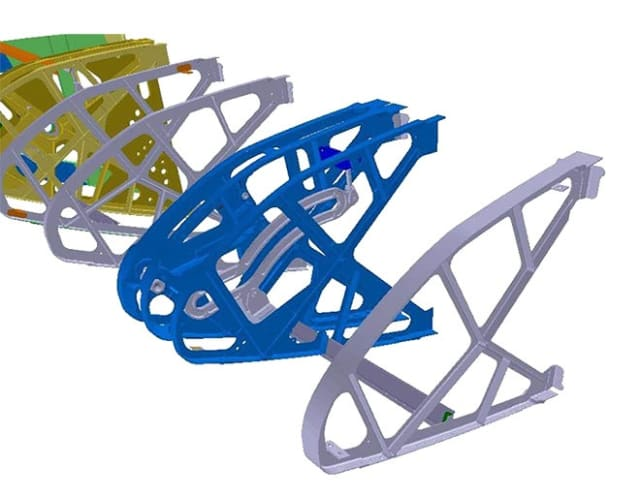 Yeah, we had that 20 years ago. Before generative design became massively hyped, Altair was doing it, but calling it topology optimization and selling it as Inspire.(Image courtesy of Altair.)