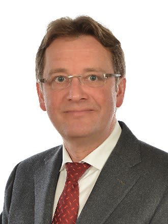 Ewout Korpershoek, executive vice presidentof mergers, acquisitions and partnerships at Topcon (Imagecourtesy of Topcon.)