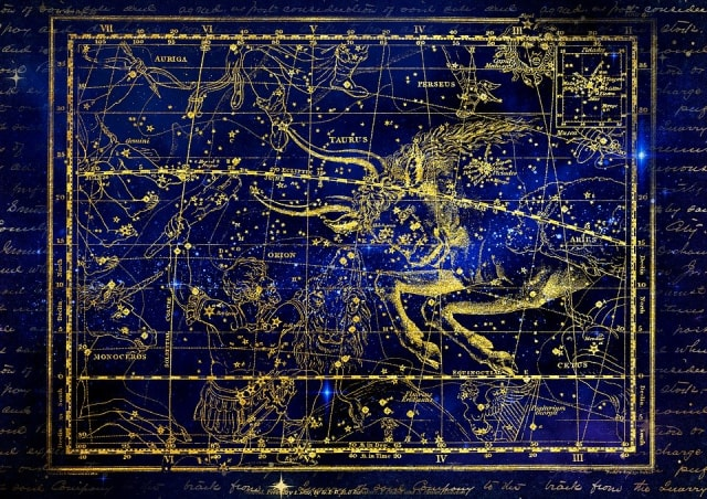 You won't find a star by looking at constellations, says Paul Powers, founder of Physna, commenting on the uselessness of 2D data in identifying 3D objects (Stock photo image.)