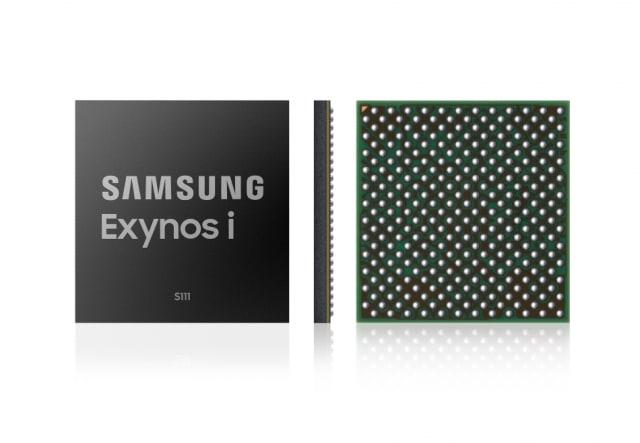 Exynos i S111 IoT system. (Image courtesy of Samsung.)