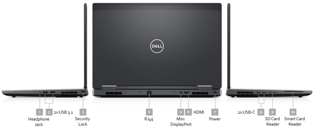 Review: The Dell Precision 7530 Mobile Workstation > ENGINEERING com