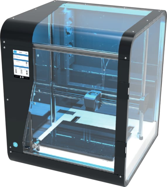 RoboxPRO 3D printer. (Image courtesy of RS Components.)