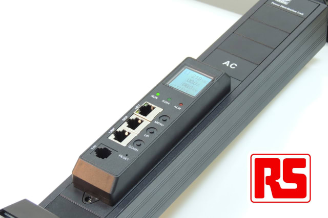 RS Pro PDUs. (Image courtesy of RS Components.)
