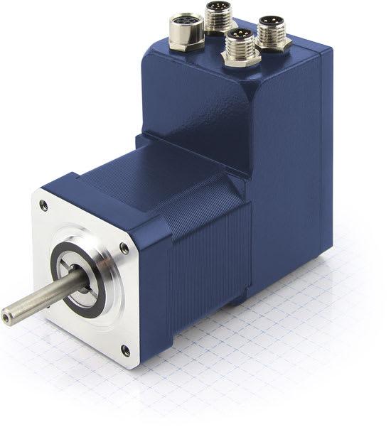 PD2-C-IP brushless DC servo motor. (Image courtesy of Nanotec.)