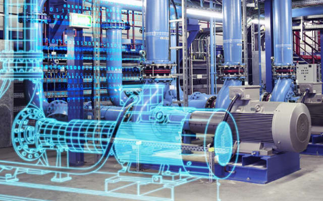 """The concept of digital twins can play a productive role in optimizing the manufacturing processes,"" says Siemens CEO of Nordics, Ulf Troedsson. ""You can optimize your process by simulating it in the digital twins of a manufacturing line before then 'shooting' the code into the PLC environment. This saves both time and money and prevents you having to fix any potential problems in the physical manufacturing environment.""(Image courtesy of Siemens.)"