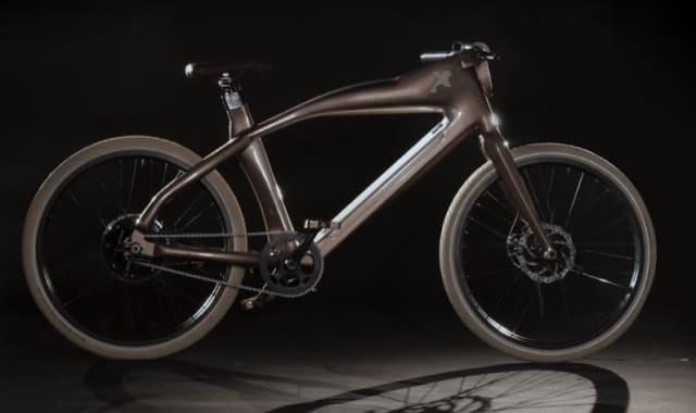 X One E-bike. (Image courtesy of Rayvolt.)