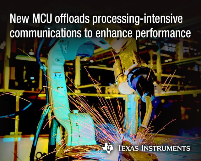 C2000 MCUs. (Image courtesy of Texas Instruments.)