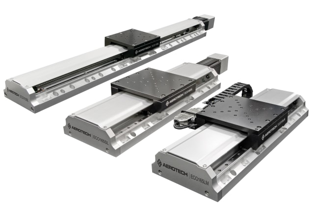 Aerotech ECO Linear Stage series. (Image courtesy of Aerotech.)