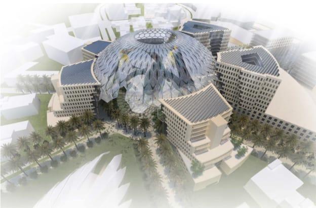 Image courtesy of the Dubai Expo 2020 Bureau.