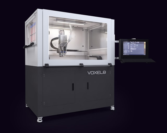 The Voxel8 ActiveLab System. (Image courtesy of Voxel8.)