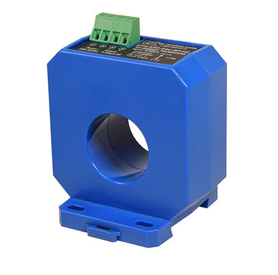 DT-FD series DC current transducers. (Image courtesy of NK Technologies.)