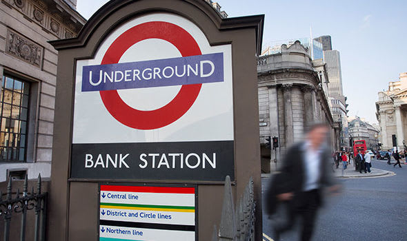 Dragados SA & Transport helped London Underground create a flow plan for its Bank Station to allow customers to move more freely through it. (Image courtesy of Getty.)