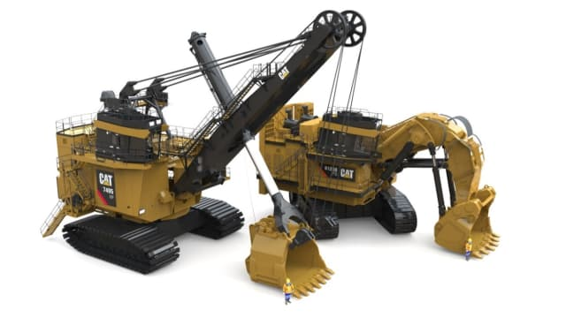 Figure 6. Digging things. (Image courtesy of Caterpillar Inc.)