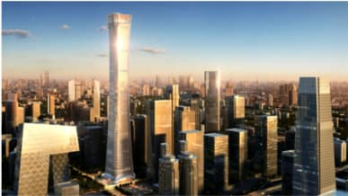 Image courtesy of the China Construction Third Engineering Bureau Group Co., Ltd.