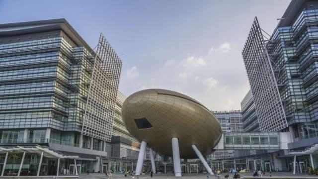 Hong Kong's Smart Campus. (Image courtesy of South China Morning Post.)
