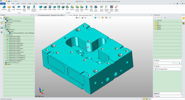 ZW3D 2019: Delivering Performance from Design Through