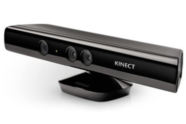 In 2013 Apple bought PrimeSense, the company that developed software for the Kinect 3D depth sensor. Now iPhone X users have Face ID as a result. Face ID would likely be a key component to a working augmented reality wearable from Apple. (Image courtesy of Microsoft.)