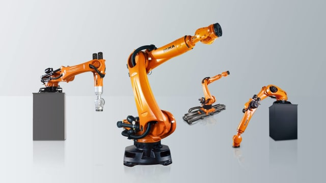 KUKA Launches Next-Generation Robot Arm > ENGINEERING com