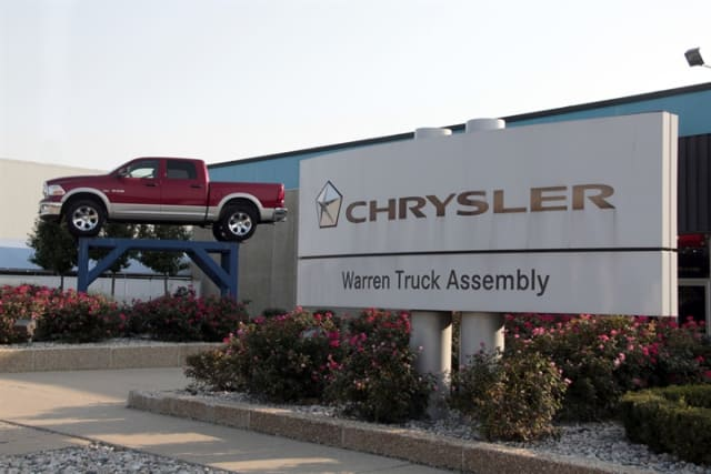 Warren Truck Assembly Plant (Image courtesy of FCA.)
