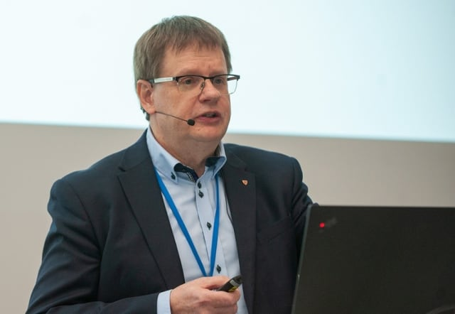 """MANY DIFFERENTIATORS FROM THE NORMAL. """"Today, there is a lot that differentiates us from the traditional CAD suppliers. Most of these cannot offer the real-time working process and interactive environment model that we can in our digital twin concept,"""" asserts Mevea's sales and marketing director, Raimo Nikkilä."""