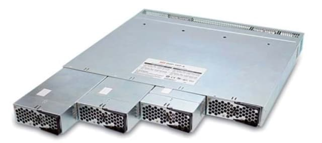 Figure 1. The DHP-1U rack system. (Image courtesy of MEAN WELL.)