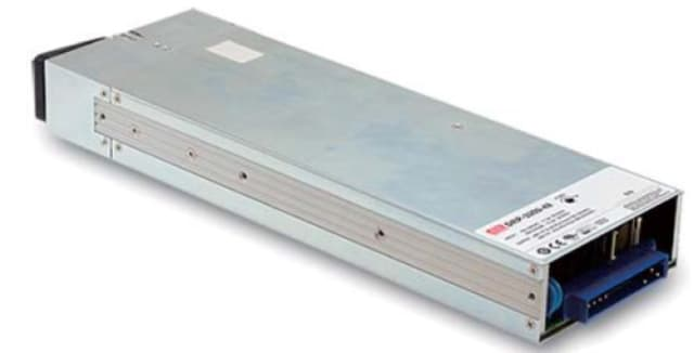 Figure 4. The MEAN WELL DRP-3200 rack-mountable front end rectifier. (Image courtesy of MEAN WELL.)