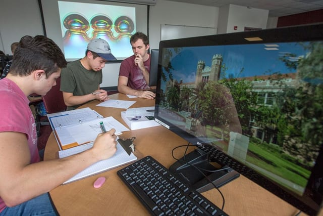 FSU's new Nole2Nole Peer Mentor Program is a peer mentorship opportunity created to help new students feel like a part of the FSU community during this unprecedented period of remote learning. (Image Courtesy of Florida State University.)