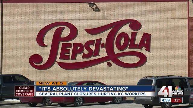PepsiCo to Close Factories and Lay Off Workers as it Commits to
