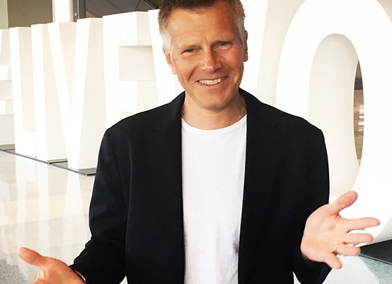 """""""WELL ON OUR WAY."""" """"Of course, this type of partnership takes time to get in place regionally in all details, but we are well on our way in terms of, for example, training each other's organizations in our products and the processes associated with this,"""" says PTC's European Nordics manager, Filip Stål."""