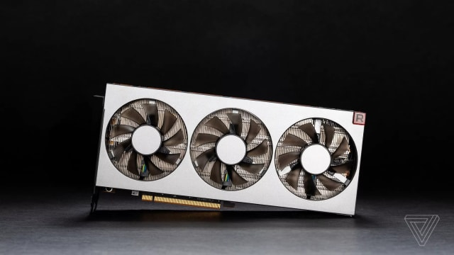 MD's Radeon VII is the company's eagerly anticipated response to the RTX 2080 graphics cards that Nvidia launched last fall. Priced the same as the RTX 2080, the $699 Radeon VII is the first graphics card underpinned by a 7nm process, potentially giving AMD the ammunition to deliver a competitive high-end graphics card for the first time in years.