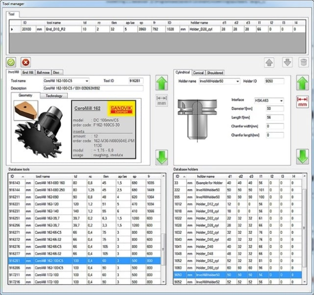 New Software for Cutting Gears on a Five Axis CNC > ENGINEERING com