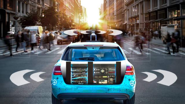 Simcenter SCAPTOR from Siemens Digital Industries Software helps enable closed-loop development of autonomous vehicles by combining hardware and software to record, visualize and replay high-fidelity raw data. (Source: Siemens Digital Industries Software.)