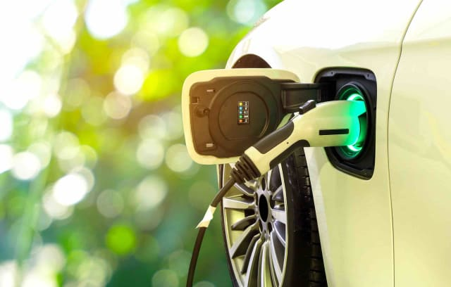 The performance of the EV is closely related to the design of the battery pack that powers the vehicle's engine and must be able to provide enough current for the motor over an extended time. (Image courtesy of the driven.io.)