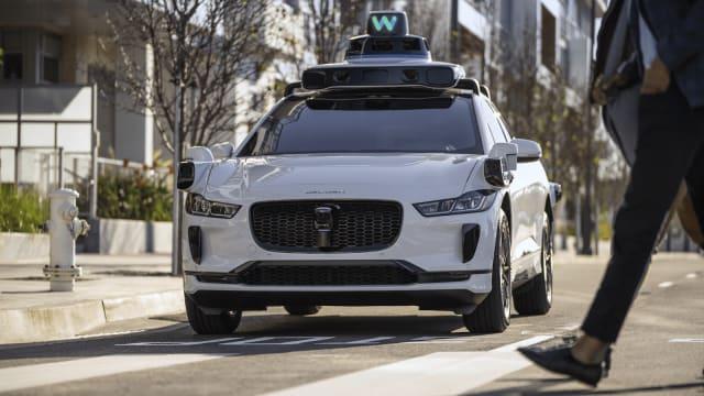 Waymo One autonomous vehicle. (Image credit of Waymo.)